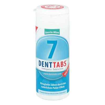 Denttabs Zahnputztabletten stevia mint  bei apo-discounter.de bestellen
