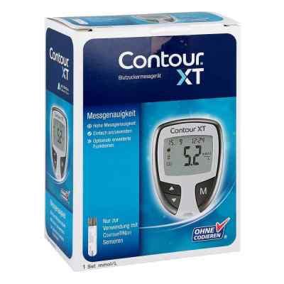 Contour Xt Set mmol/l  bei apo-discounter.de bestellen
