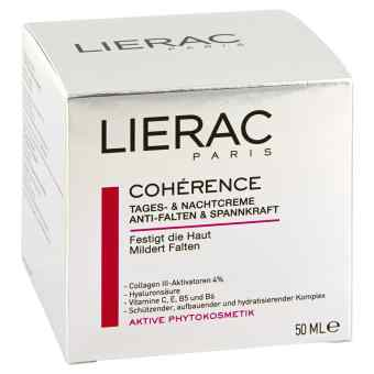 Lierac Coherence Tag & Nacht Creme