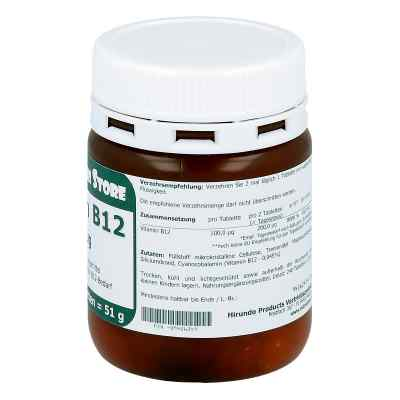 Vitamin B12 100 [my]g Tabletten  bei apo-discounter.de bestellen