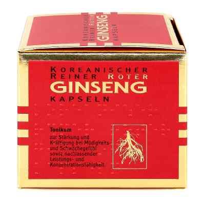 Koreanischer Reiner Roter Ginseng Kapseln 300mg  bei apo-discounter.de bestellen