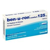 Ben-u-ron comfort 125 mg Suppositorien