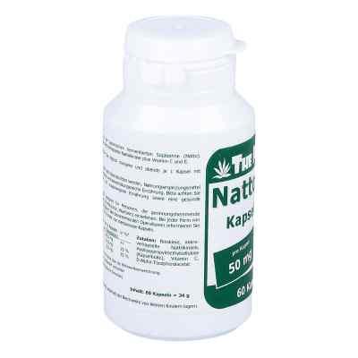 Nattokinase 50 mg Kapseln  bei apo-discounter.de bestellen