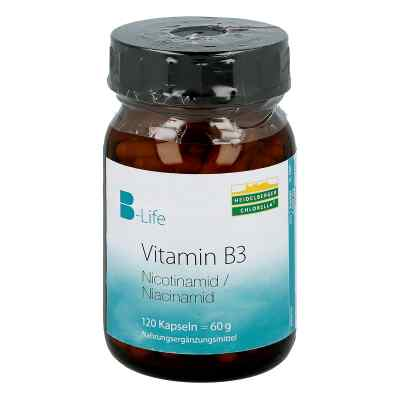 Vitamin B3 Nicotinamid Kapseln  bei apo-discounter.de bestellen