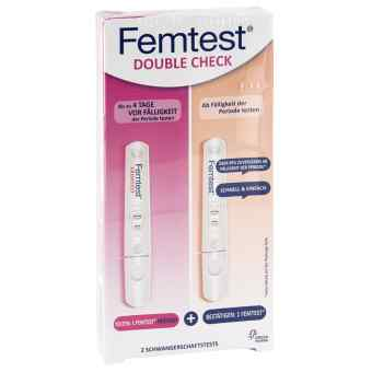 Femtest Double Check Test