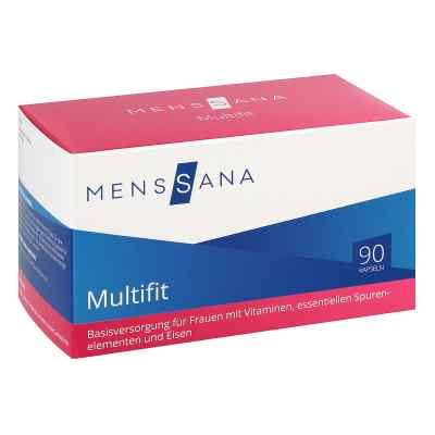 Multifit Menssana Kapseln  bei apo-discounter.de bestellen
