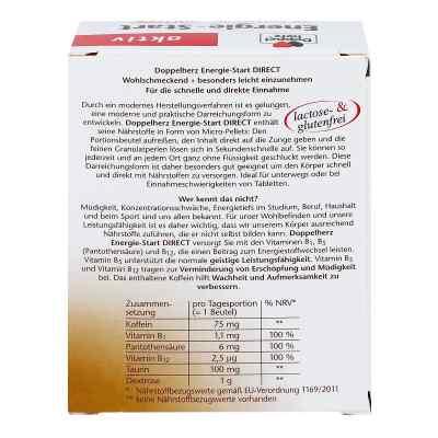 Doppelherz Energie-start Direct  bei apo-discounter.de bestellen