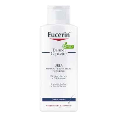 Eucerin Dermocapillaire kopfhautberuh.Urea Shampoo  bei bioapotheke.de bestellen