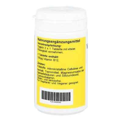 Vitamin B12 Opti 100 Tabletten  bei apo-discounter.de bestellen