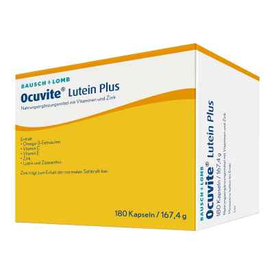 Ocuvite Lutein Plus Kapseln  bei bioapotheke.de bestellen