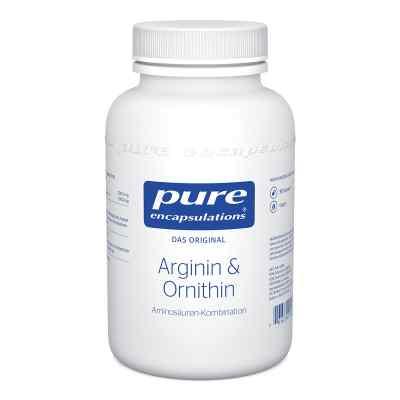 Pure Encapsulations Arginin + Ornithin Kapseln  bei apo-discounter.de bestellen