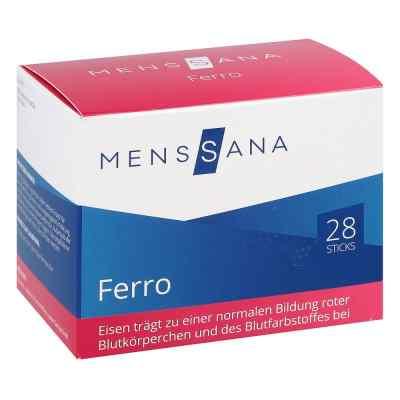 Ferro Menssana Pulver  bei apo-discounter.de bestellen