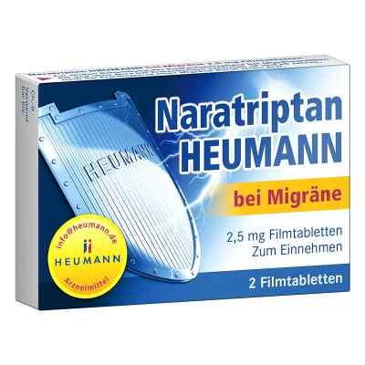 Naratriptan Heumann bei Migräne 2,5mg  bei bioapotheke.de bestellen