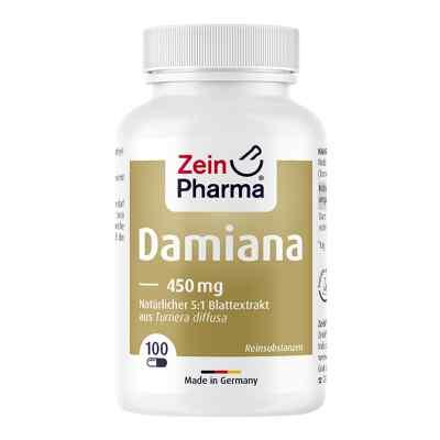 Damiana Kapseln 450 mg 5:1 Blattextrakt  bei apo-discounter.de bestellen