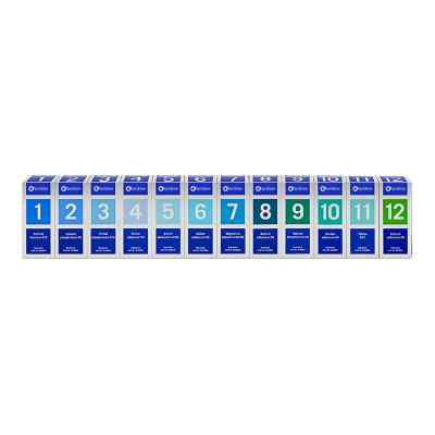 Biochemie Orthim Reiseapotheke 1-12 12x100 Tabletten   bei apo-discounter.de bestellen