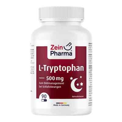 L-tryptophan 500 mg Kapseln  bei apo-discounter.de bestellen