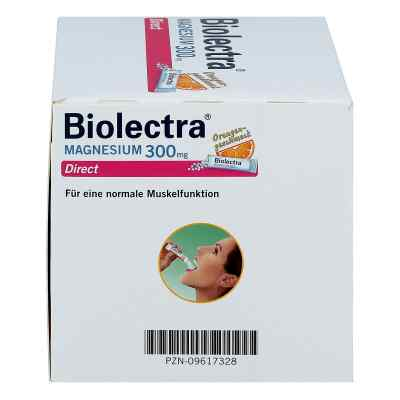 Biolectra Magnesium Direct Orange Pellets  bei apo-discounter.de bestellen