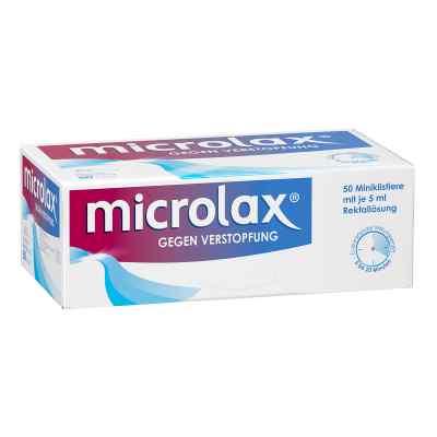 Microlax Rektallösung
