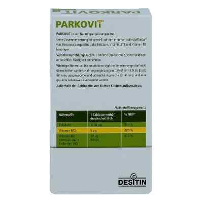 Parkovit Filmtabletten  bei apo-discounter.de bestellen
