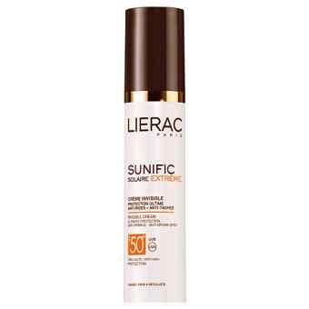 Lierac Sunific Lsf50 Gesicht Creme