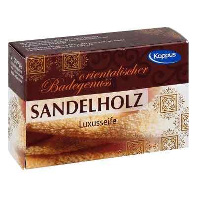 Kappus Sandelholz Luxusseife  bei apo-discounter.de bestellen
