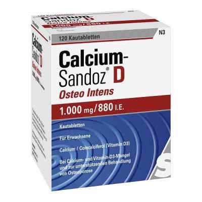 Calcium-Sandoz D Osteo intens 1000mg/880 I.E.  bei apo-discounter.de bestellen