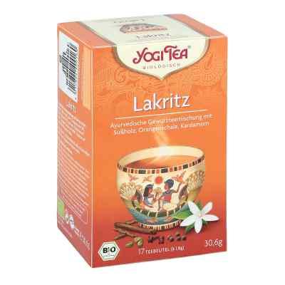 Yogi Tea Lakritz Bio  bei apo-discounter.de bestellen