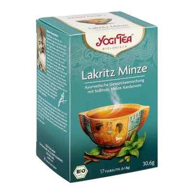 Yogi Tea Lakritz Minze Bio Filterbeutel  bei apo-discounter.de bestellen