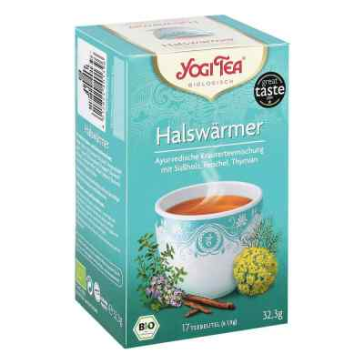 Yogi Tea Halswärmer Bio  bei apo-discounter.de bestellen