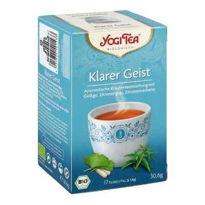 Yogi Tea Klarer Geist Bio Filterbeutel  bei apo-discounter.de bestellen