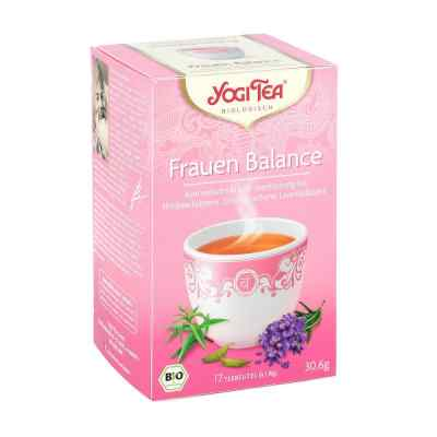 Yogi Tea Frauen Balance Bio  bei apo-discounter.de bestellen