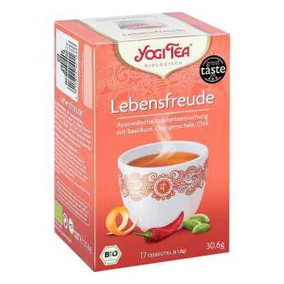 Yogi Tea Lebensfreude Bio  bei apo-discounter.de bestellen