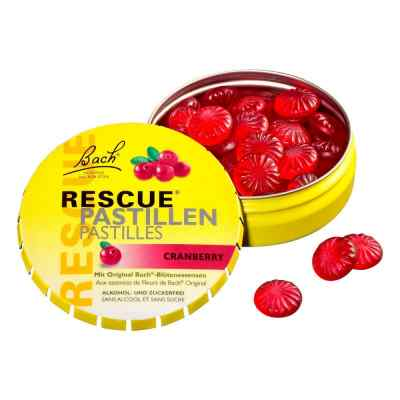 Bach Original Rescue Pastillen Cranberry
