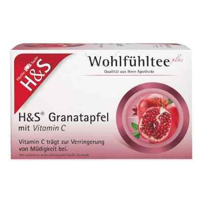 H&s Granatapfel Filterbeutel  bei apo-discounter.de bestellen