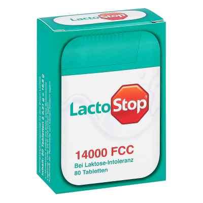 Lactostop 14.000 Fcc Tabletten im Spender  bei apo-discounter.de bestellen