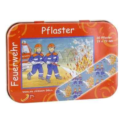 Kinderpflaster Feuerwehr Dose  bei apo-discounter.de bestellen
