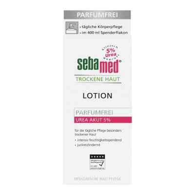 Sebamed Trockene Haut Parfumfrei Lotion Urea 5%  bei apo-discounter.de bestellen