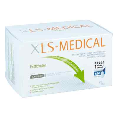 Xls Medical Fettbinder Tabletten Monatspackung