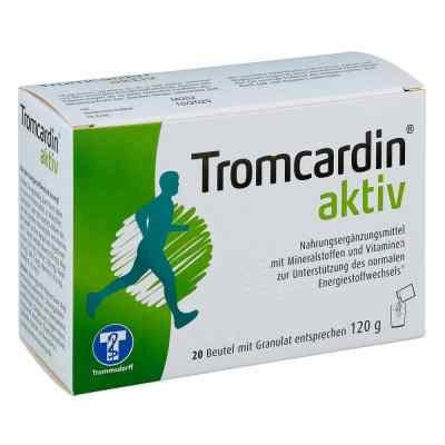 Tromcardin aktiv Granulat Beutel  bei apo-discounter.de bestellen