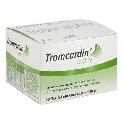 Tromcardin aktiv Granulat Beutel