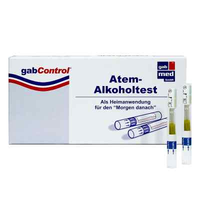 Gabcontrol Homelab Atem-alkoholtest  bei apo-discounter.de bestellen