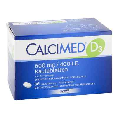 Calcimed D3 600 mg/400 I.e. Kautabletten bei apo-discounter.de bestellen