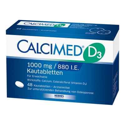 Calcimed D3 1000mg/880 internationale Einheiten  bei apo-discounter.de bestellen