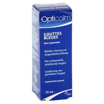 Opticalm Gouttes Bleues Augentropfen bei apo-discounter.de bestellen