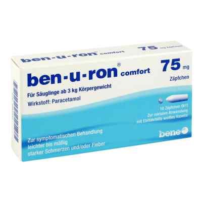 Ben-u-ron comfort 75mg
