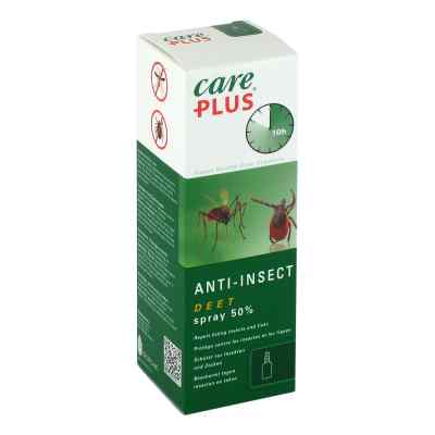 Care Plus Anti Insect Deet Spray 50%  bei apo-discounter.de bestellen