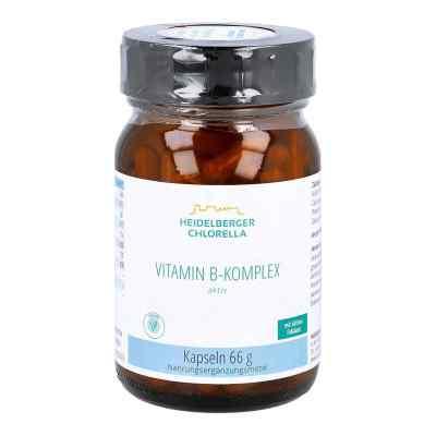 Vitamin B Komplex aktiv Kapseln  bei apo-discounter.de bestellen
