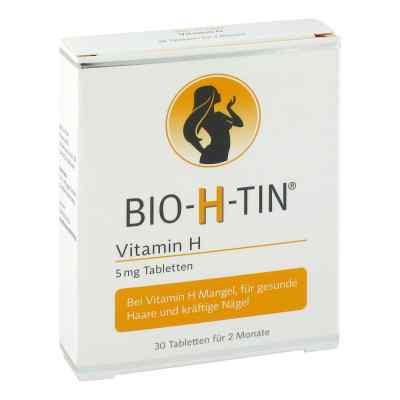 Bio-h-tin Vitamin H 5 mg für 2 Monate Tabletten  bei apo-discounter.de bestellen