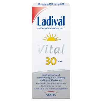 Ladival Vital Anti Aging Creme Lsf 30 bei apo-discounter.de bestellen
