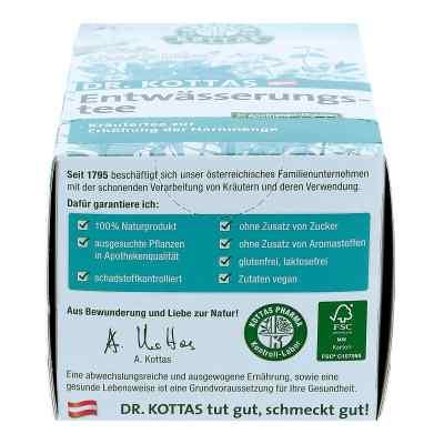 Dr.kottas Entwässerungstee Filterbeutel  bei apo-discounter.de bestellen